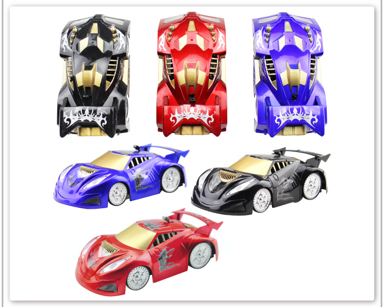 Climb RC Car 1/16 2.4G High Speed Four Wheel Jump Car 9920A B