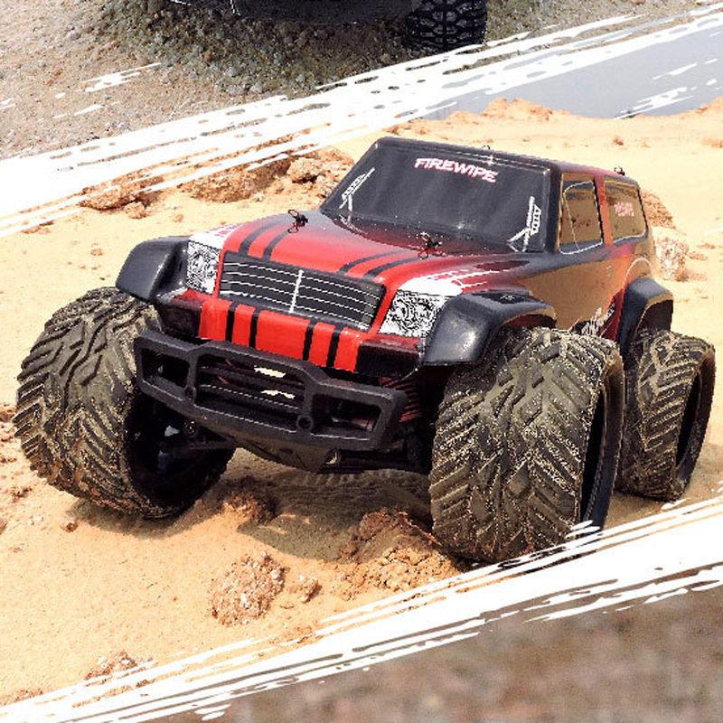 BG1509 Four Wheel RC Car 1/12 2.4G High Speed Off-road Jump Car