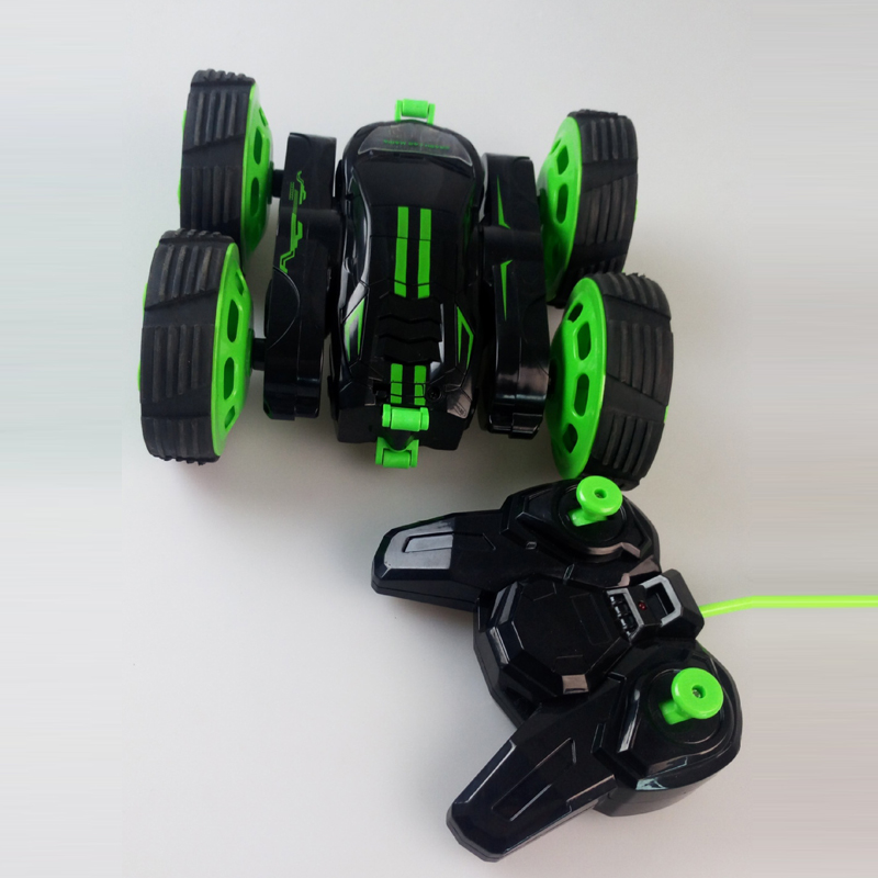 Hot Rolling-Over RC Car Four Wheel 2.4G High Speed Jump Car