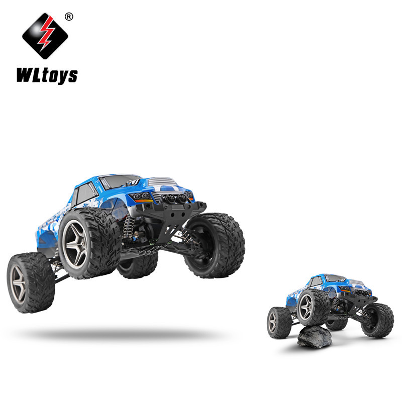 WLtoys 12402 High Speed Climbing Car 1:12 Scale 2.4G 2CH RC Cars Vehicle