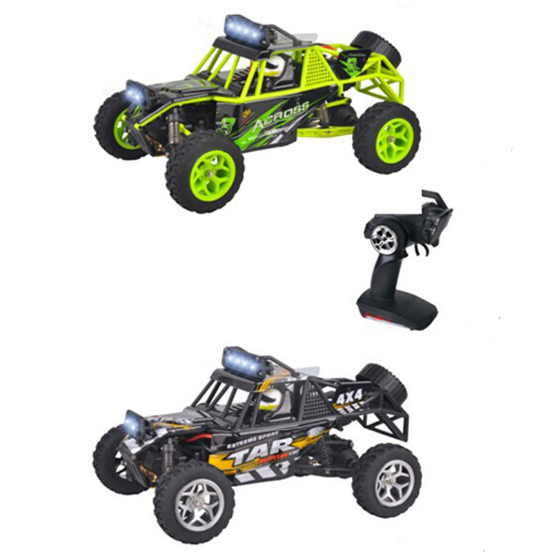 WLtoys 18428 1:18 Truck Off-road Racing Car RC Bounce Car
