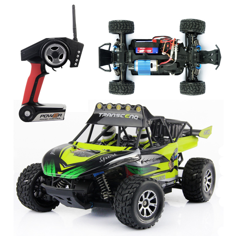 WLtoys K929 1/18 Off-Road TruckRC Vehicles Shaft Drive Monster Truck Radio Control
