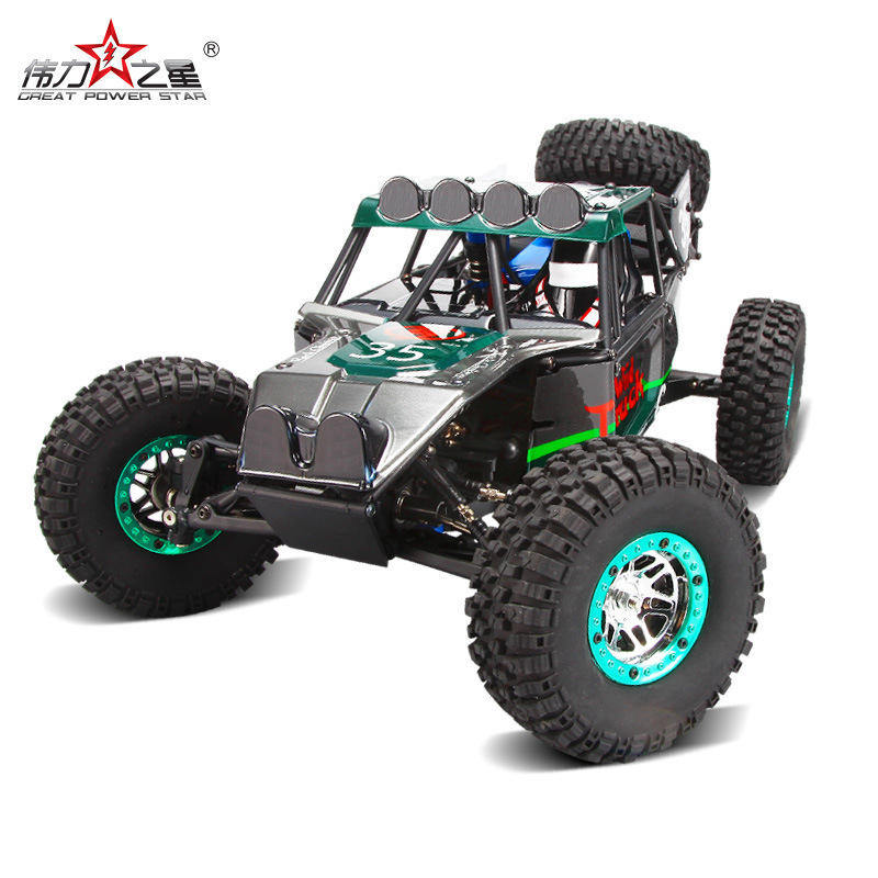 WLtoys K949 1/10 RC Climbing Short Course Truck Vehicle Car RTR Blushless