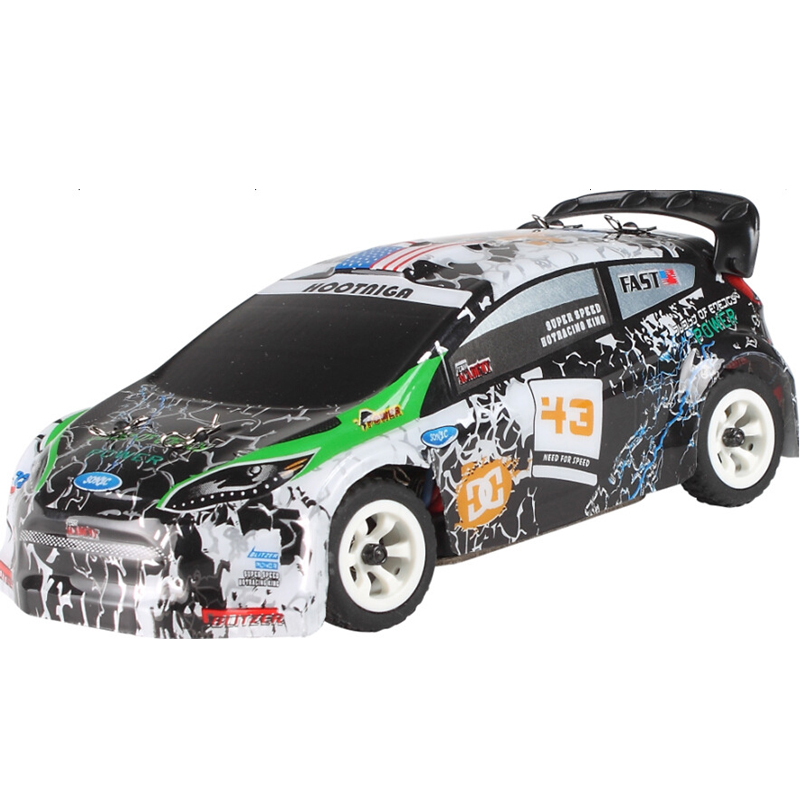 WLtoys K989 1/28 Four Wheel Off-road Car Rally RTR Remote Control Car