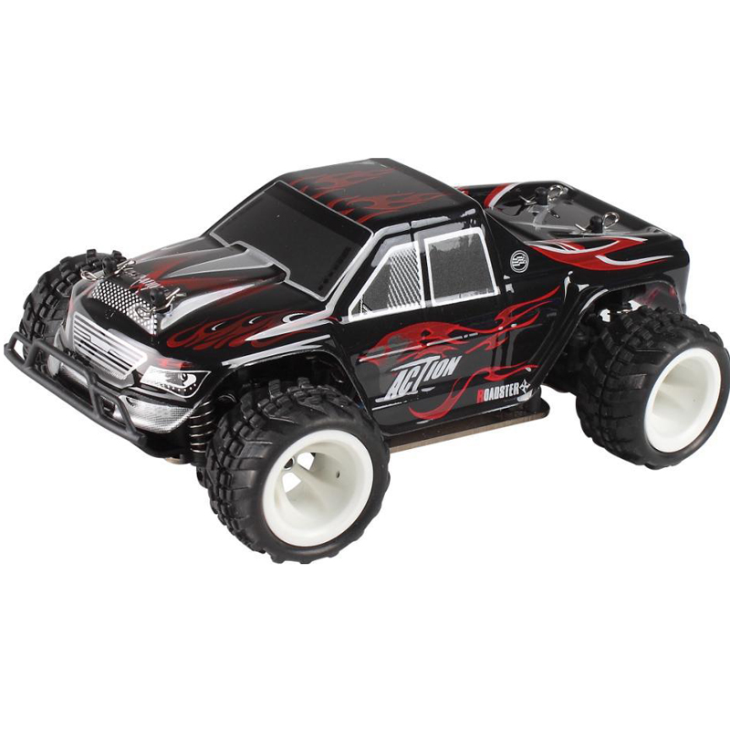 Wltoys P929 Cool 2.4G Off-Road Car Monster Truck RC 4CH Vehicles