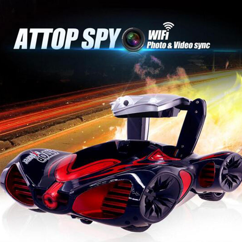 RC Car With Wifi Camera For Android Ios Toy