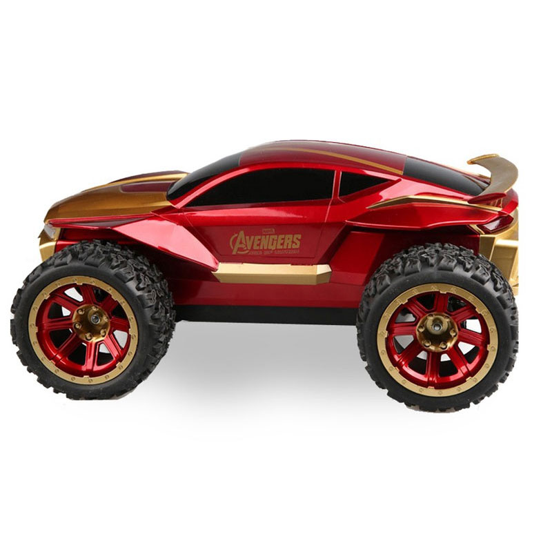 M012 Iron Man RC Cars Avengers Racing Remote Control Car Toys
