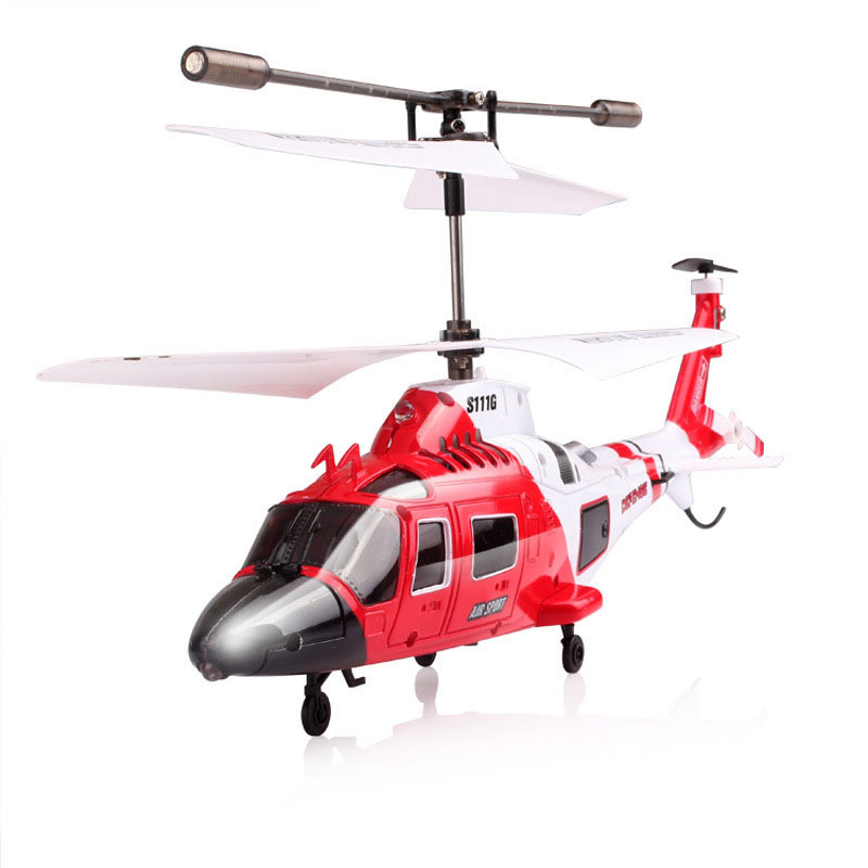 SYMA S111G 3.5CH Remote Control Helicopter Super Cool Birthday Gift Drone Easy Control