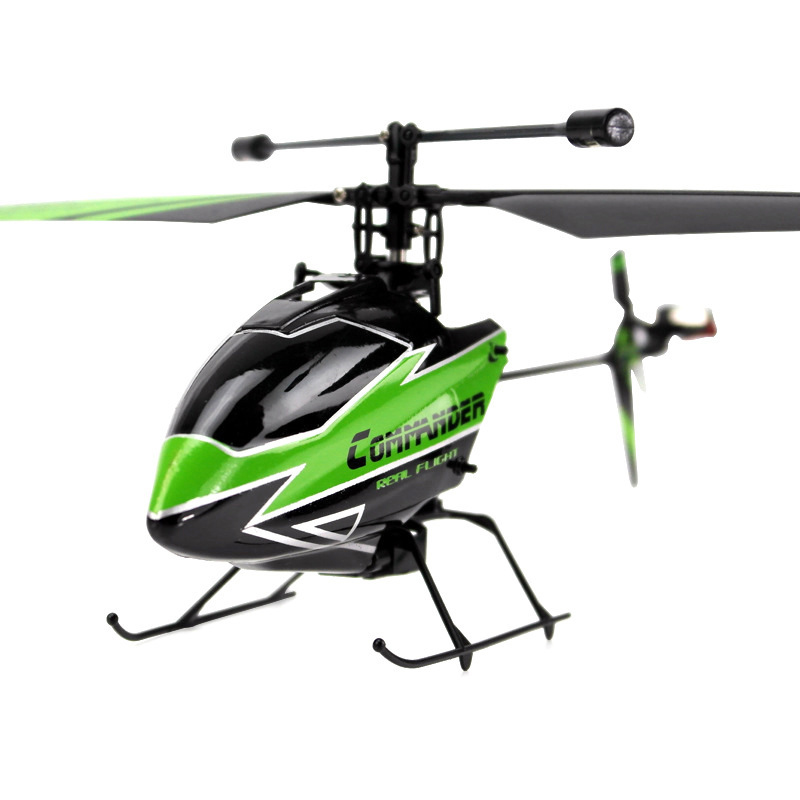 2.4G 4CH RC MINI Helicopter With Charger LCD V911-1