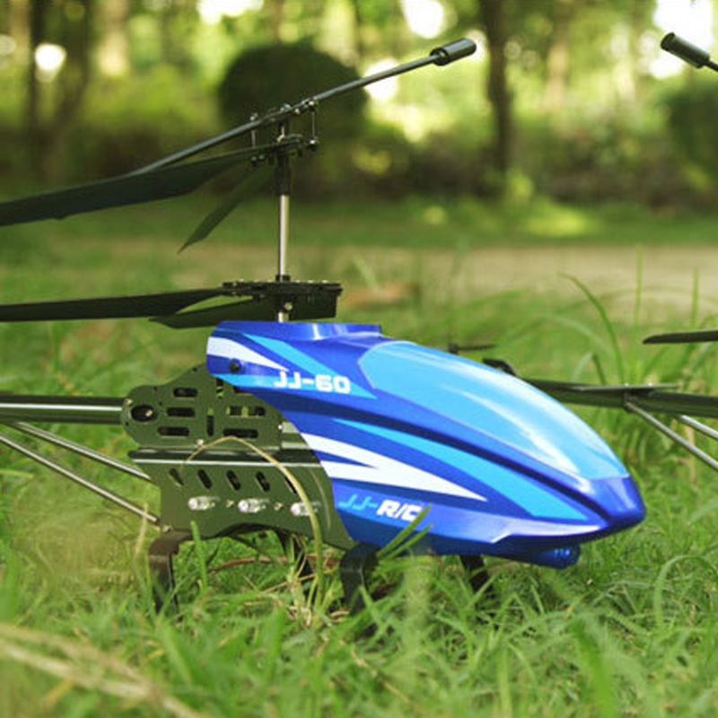New Large Remote Control Helicopter With Light 727 Flying Toy Aircraft