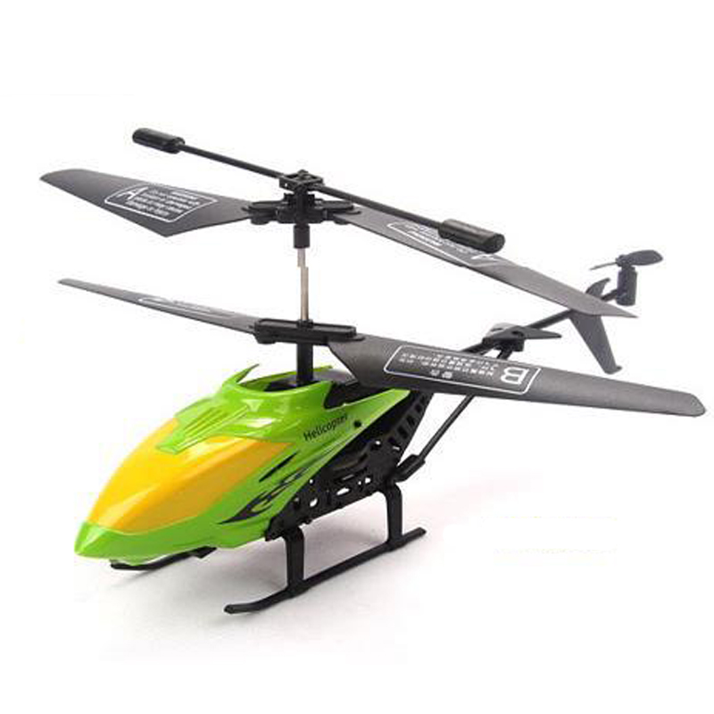 LH-1302 2CH Infrared Remote Control Helicopter Copter with Gyroscope