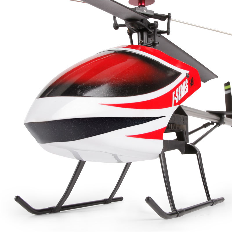 MJX F49 New 2.4G Large Remote Control 67CM Helicopter Flying Toy Aircraft