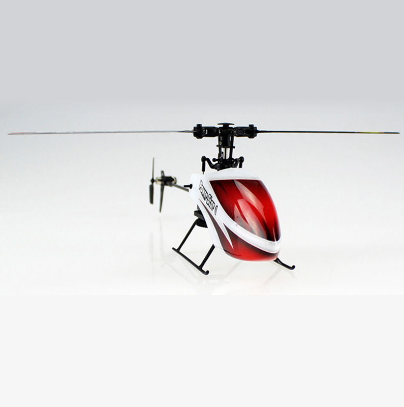 WLtoys V966 BNFRC Helicopter Flybarless 6CH 6 Axis Gyro Simulation Helicopter