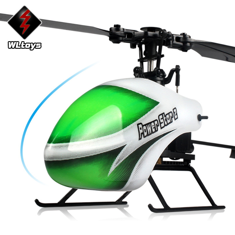 WLtoys V988 4CH 6-Axis Gyro Helicopter Flybarless Helicopter 2.4G Helicopter