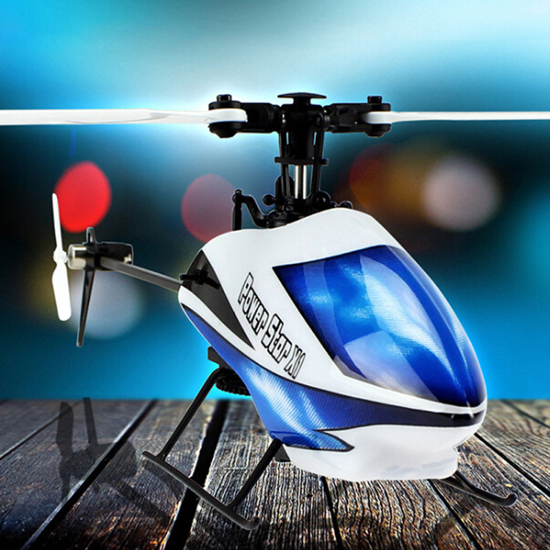 WLtoys V977 2.4G 6CH Brushless Flybarless RC Helicopter BNF Helicopter
