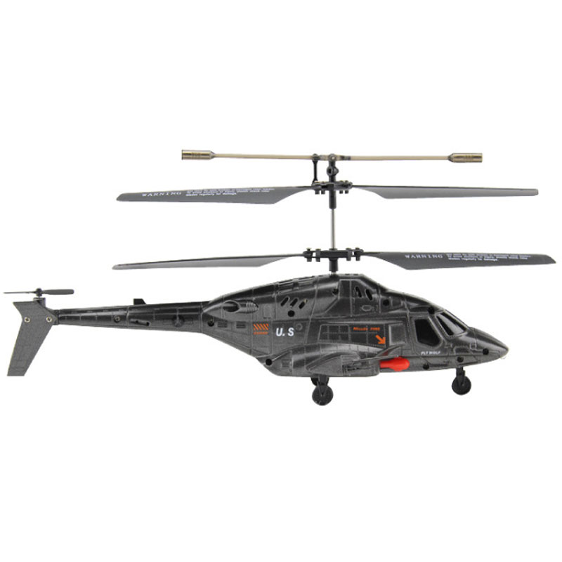 3.5 Channels RC Helicopter with Launch Bullet For IOS Android