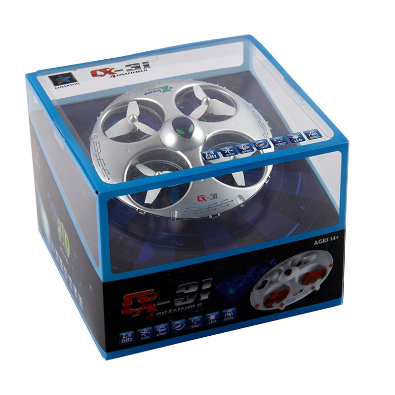 4 Channels RC Helicopter With Six Axis Remote Control Toys