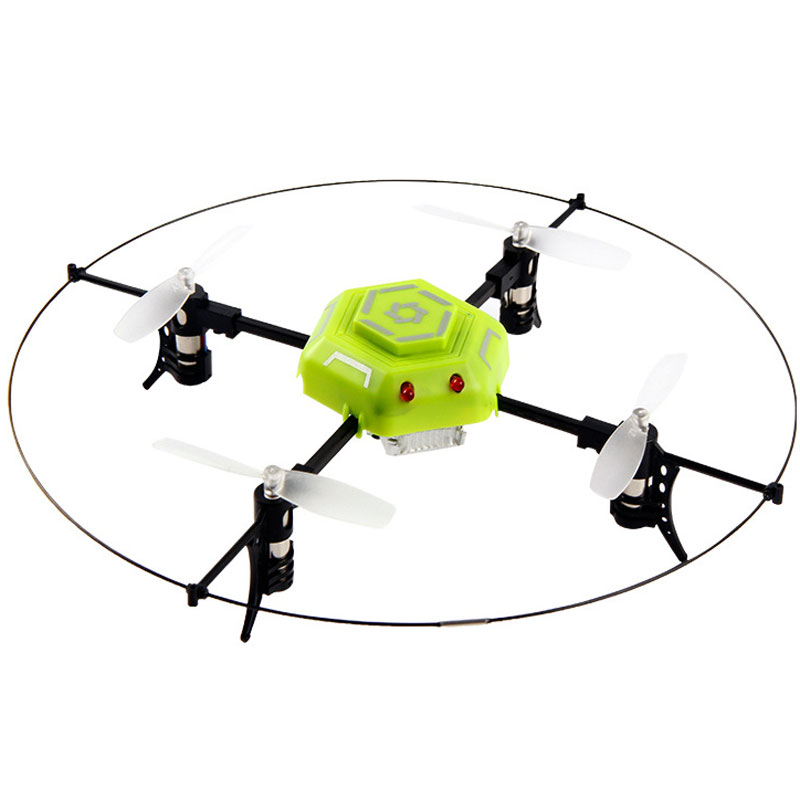 4 Channels RC Helicopter With Double Side Quadcopter