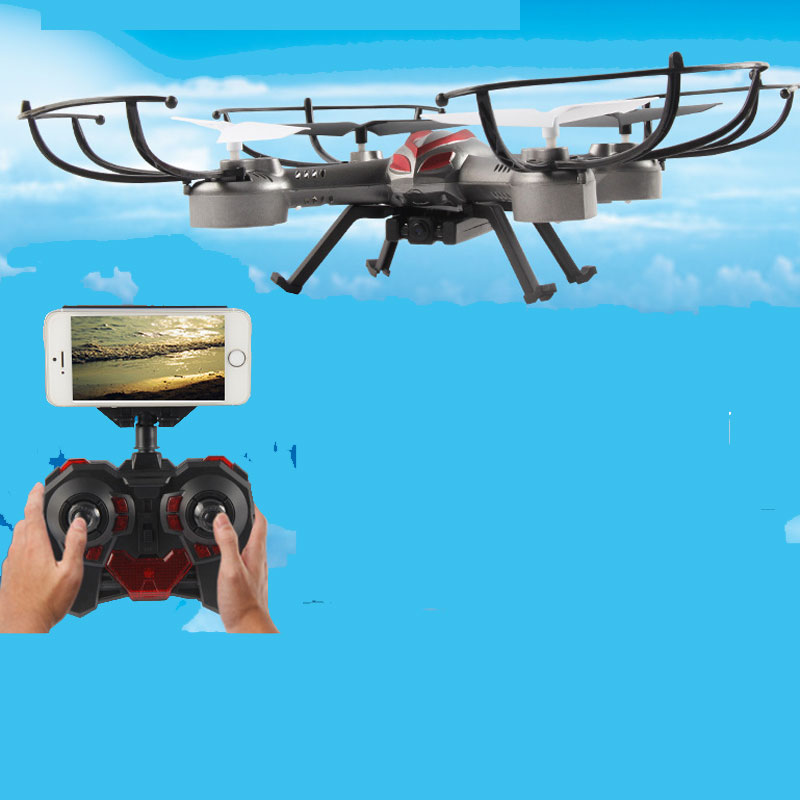 4 Channels Wifi RC Helicopter With Four Axis For Kids Toys Gift