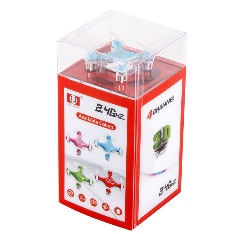 Mini Drone 4 Channels RC Helicopter With Four Axis Toys Gift For Children