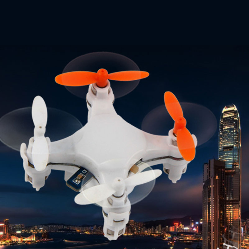 Mini Toy Drone 4 Channels 6 Axis Gyro RC Helicopter With 360 Degree Eversion