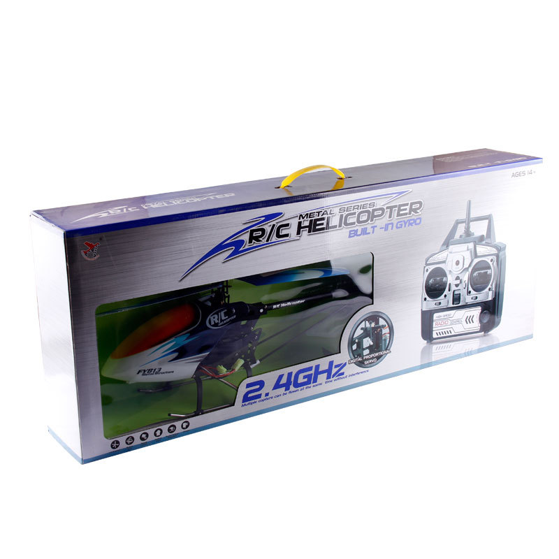 3.5 Channels RC Helicopter With High Capacity For Kids Toys Gift
