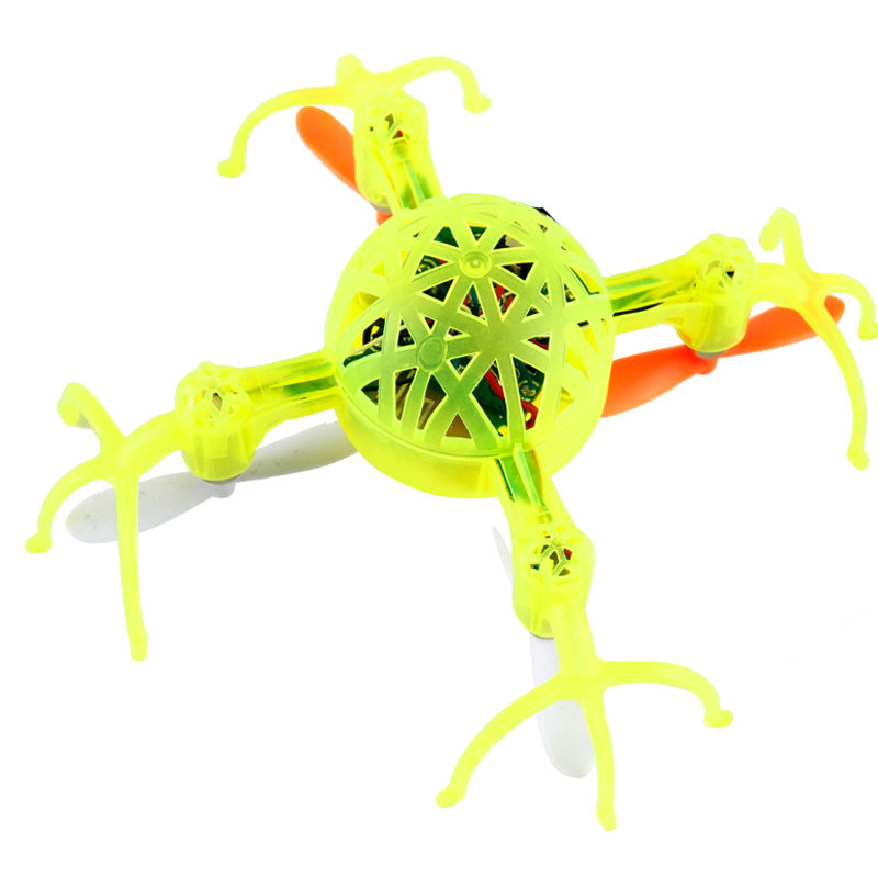 Mini 4 Channels RC Helicopter With 6 Axis Super Stable Kids Toys Gift