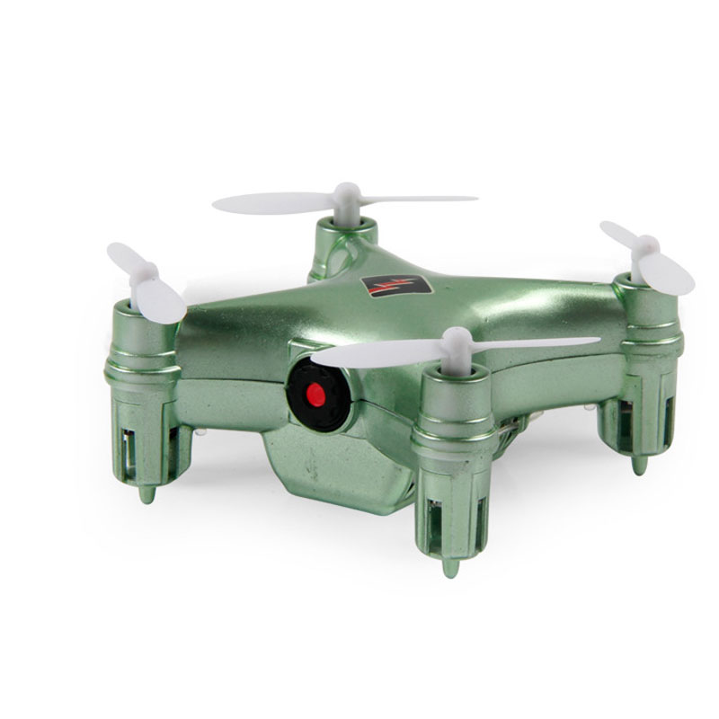 Mini Drone 4 Channels Rc Helicopter With Wifi Camera Mode Toy