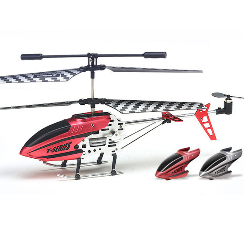 3 Channels RC Helicopter With 3D Full Flight Best Gift For Children