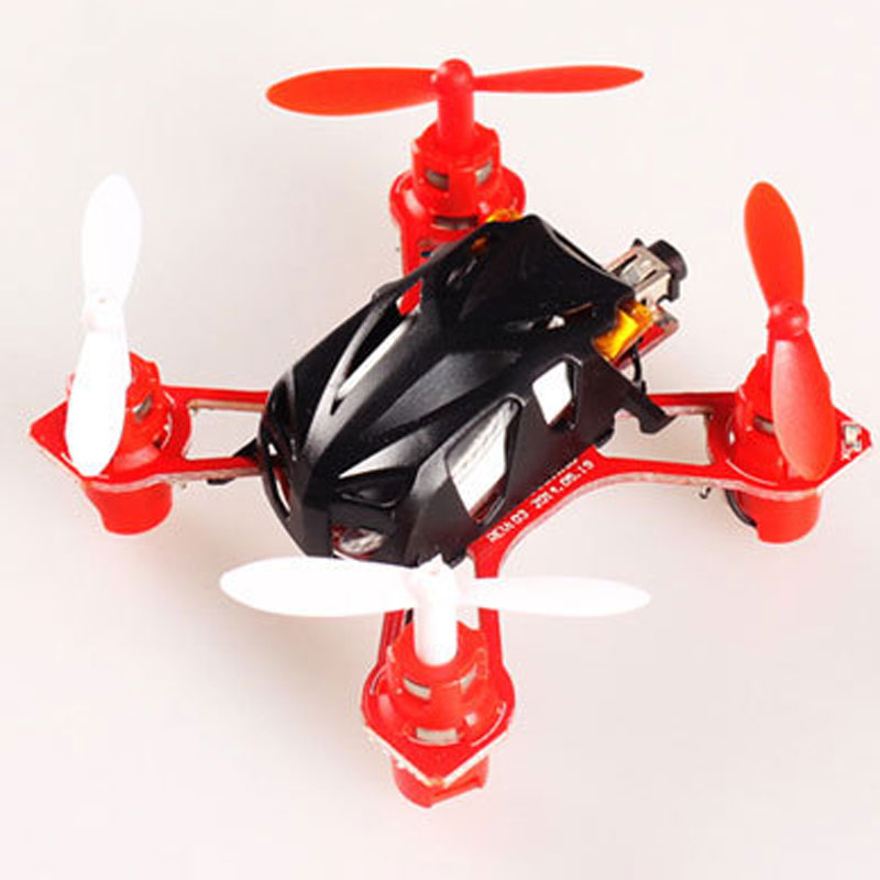 Mini 4 Channels 2.4GHz Egg RC Helicopter With 6 Axis Gyro Toy