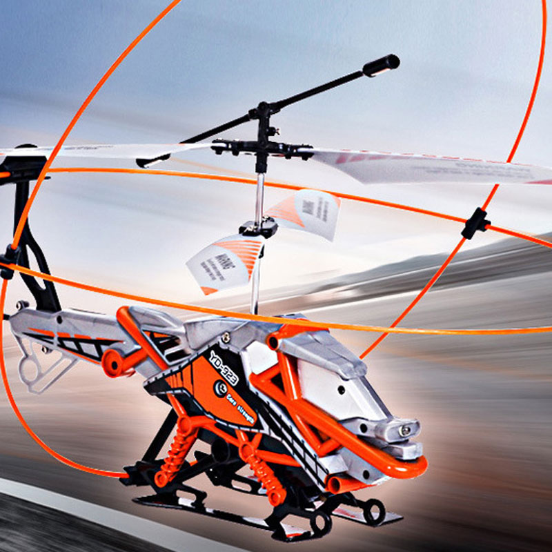 3 Channels 2.4GHz RC Helicopter With 3 Flight Speed Mode Toy