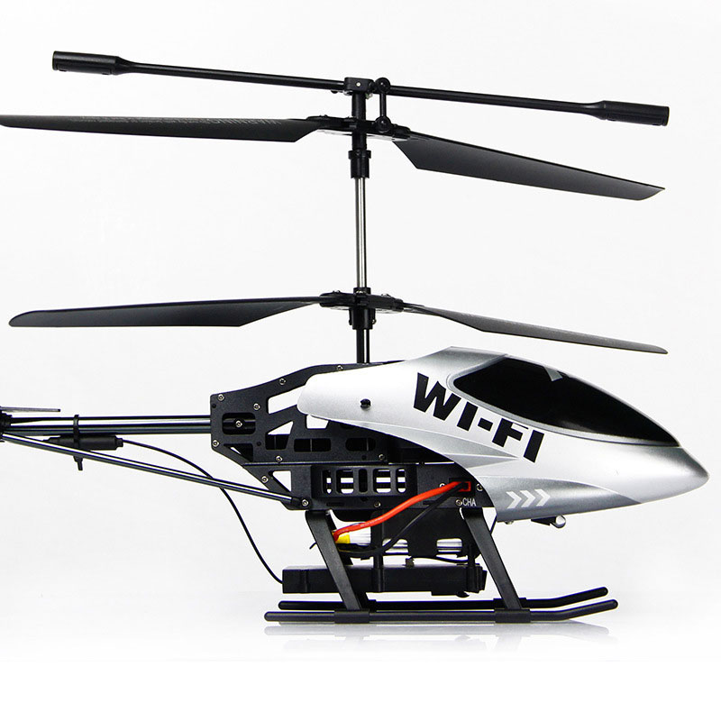3.5 Channels 2.4GHz RC Helicopter With Wifi Real-time Transmission Toy