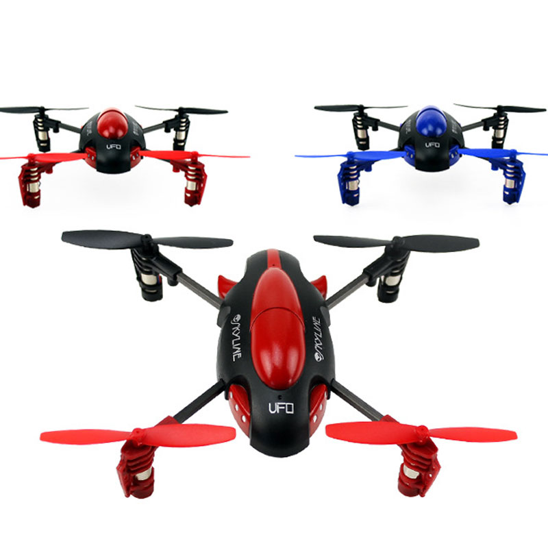 4 Channels 2.4GHz RC Helicopter With 360 Degrees Spin Toy