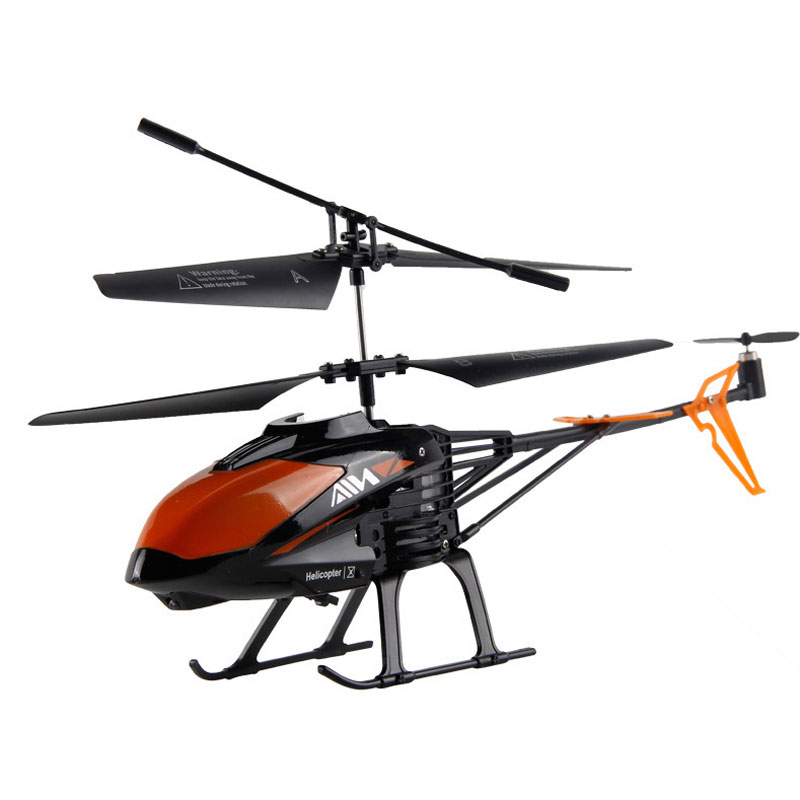 3.5 Channels 2.4GHz RC Helicopter With 7 Colour Cruise Lamp Toy