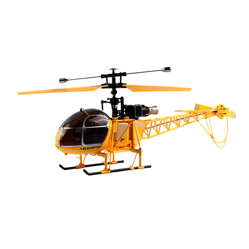 V915 RC Helicopter 2.4GHz 4 Channels With 6-Axis Gyro For Kids Toys Gift