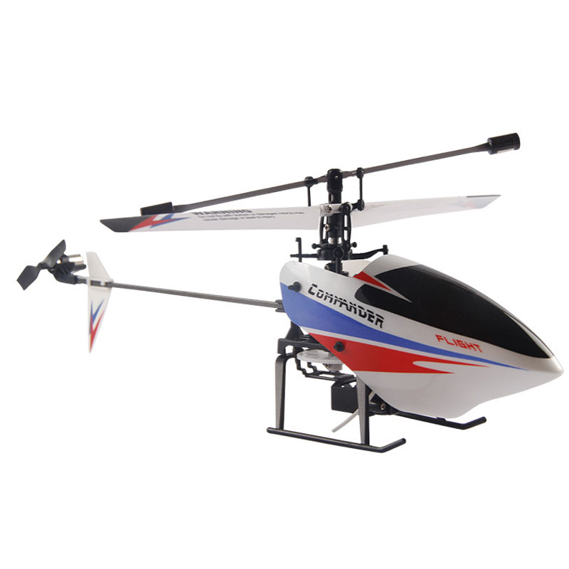 V911-2 RC Helicopter 2.4GHz 4 Channels With Single Blade Toy