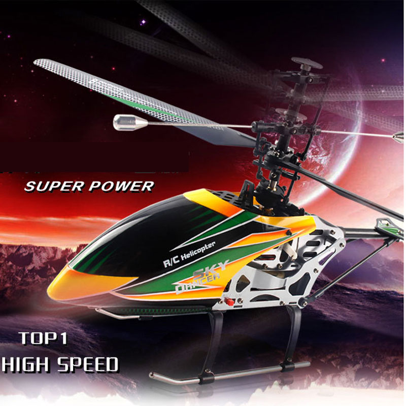 V912 RC Helicopter 2.4GHz 4 Channels With Mode Switch Toy