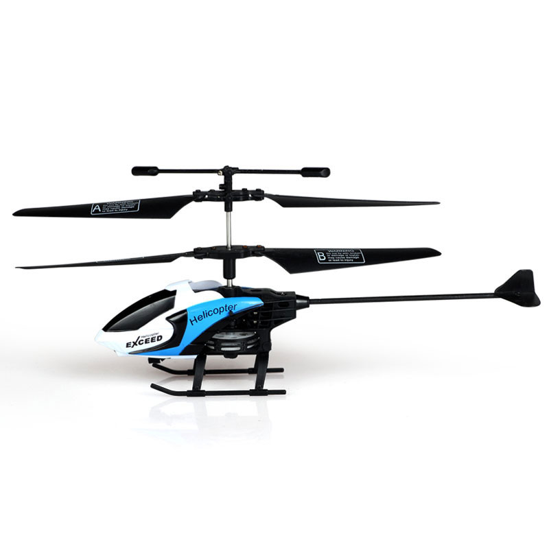 SJ001 RC Helicopter 2.4GHz 3.5 Channels With LED For Kids Toys Gift