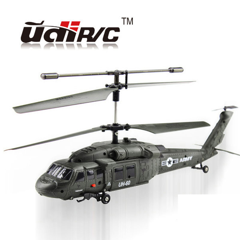 U1 RC Helicopter 2.4GHz 4 Channels With 360 Degrees Spin Toy