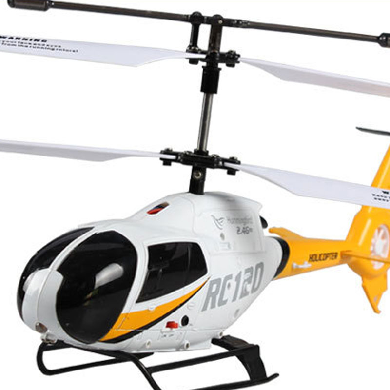 U9 RC Helicopter 2.4GHz 3.5 Channels With LED For Kids Toys Gift