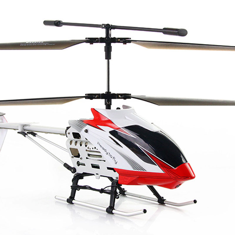 U17 RC Helicopter 2.4GHz 3.5 Channels With LED For Kids Toys Gift