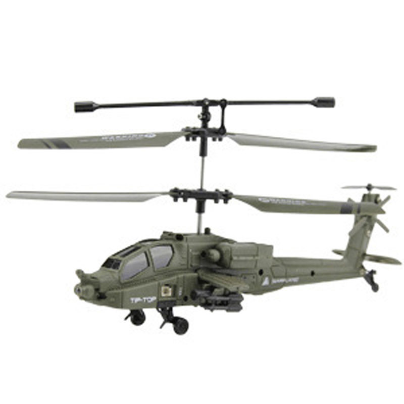 U803 RC Helicopter 2.4GHz 3.5 Channels With LED For Kids Toys Gift