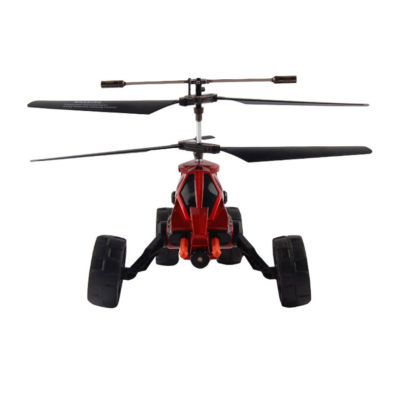 U821 RC Helicopter 2.4GHz 4 Channels With Fired Missiles For Kids Toys Gift