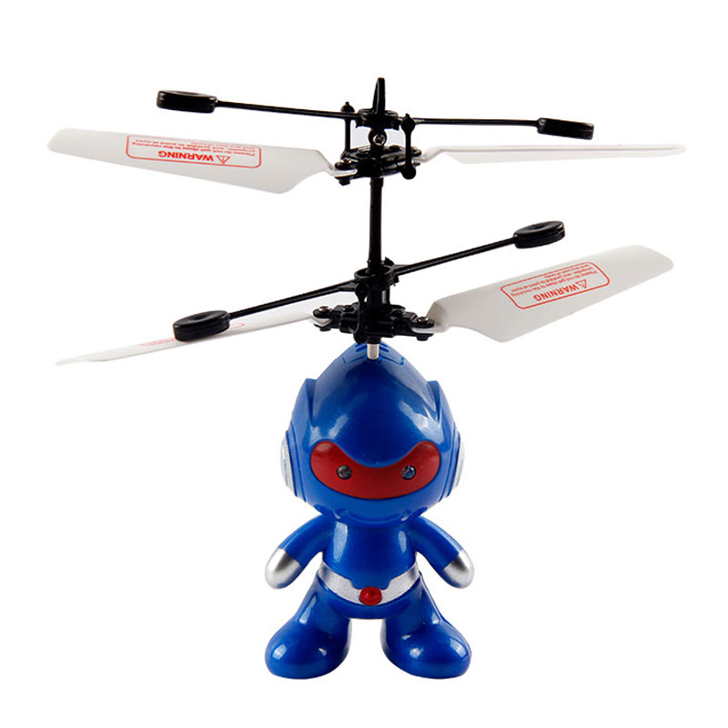 HY830 RC Helicopter 2.4GHz 4 Channels With LED For Kids Toys Gift
