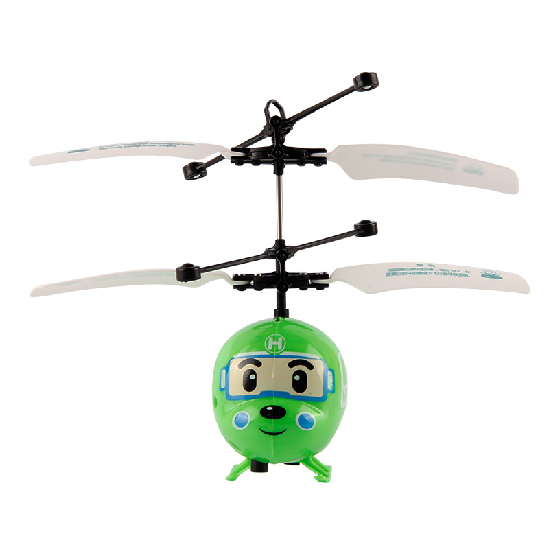 SJ-003 Mini Interaction RC Helicopter Toy Children's Gift