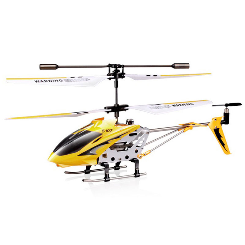 Syma S107G 3 Channels Built in Gyroscope RC Helicopter