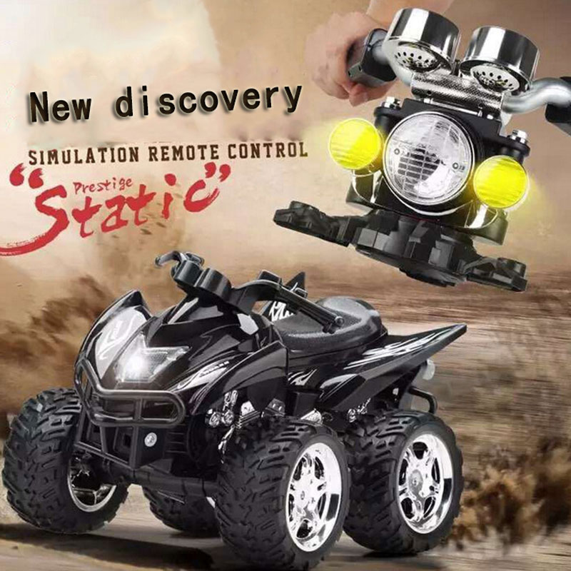 RC Motorcycles 4D Remote Control Motorcycles Sandy Beach Cross Country