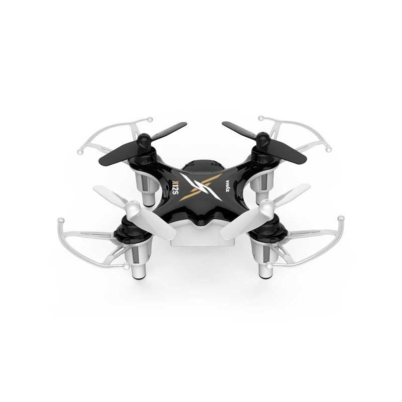Syma X12S 4 Channels Nano Micro Helicopter Headles 4CH 6-Axis Gyro RC Quadcopter Mini Drone