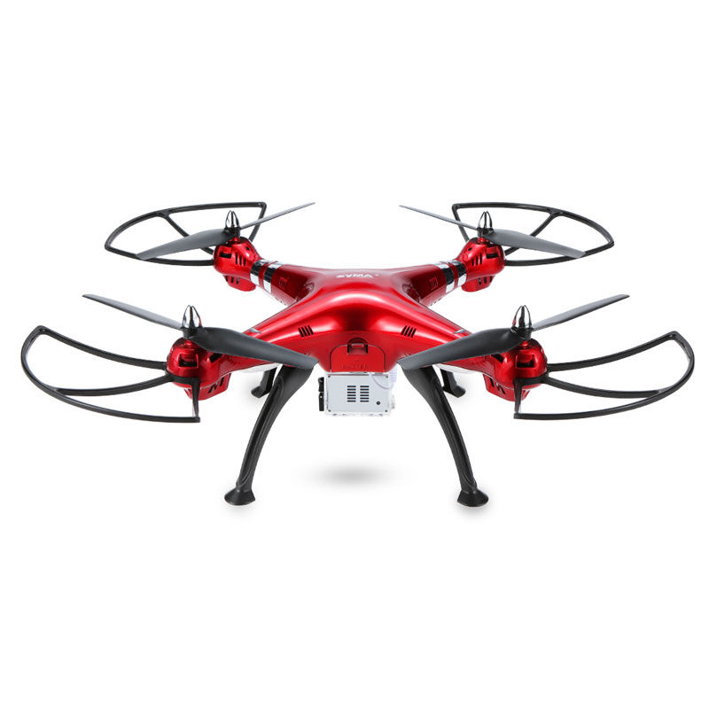 Syma X8HG RC Quadcopter RC Drones with 8.0MP HD Camera Barometer Set Height and Headless Mode