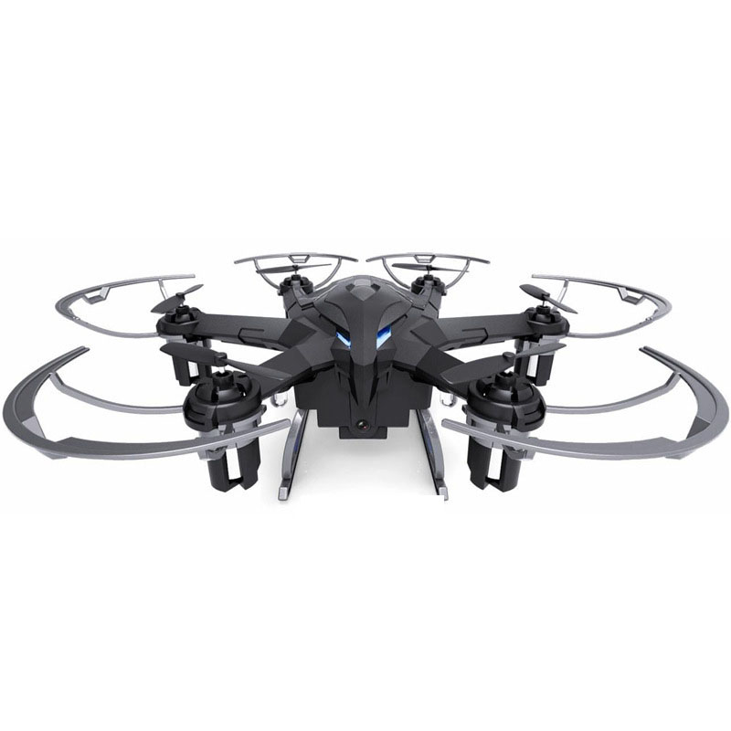 I6W Drone With 0.3MP 720P WIFI FPV HD Camera RC Flying Quadcopter 2.4G 6-Axis 3D Flip Remote Control Helicopters